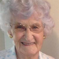 Ruth Elaine Kelly  June 26 1921  July 28 2018