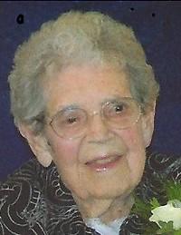 Verna Elizabeth Josie  September 14 1916  August 31 2018 (age 101)