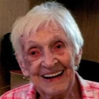 Bernice  Geal  August 28 1918  August 1 2018