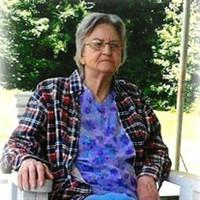 Frances Hodge of Ramer TN  September 23 1937  July 28 2018
