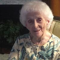 Helen Russell  December 12 1925  August 4 2018