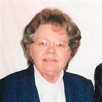Esther  Carlson  September 14 1937  August 10 2018