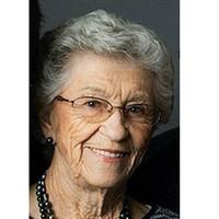 Marjorie Lula Gilroy  January 9 1927  August 15 2018