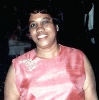 Evelyn Virginia Bunter  2018