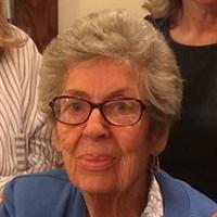 Hazel Virginia McKenna  July 11 1922  August 18 2018