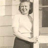 Maxine Vondell Lee  May 2 1924  August 17 2018