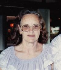 Doris Jean Hamilton  2018