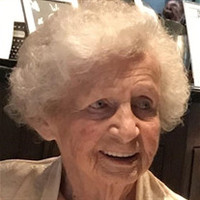 Alice Genevieve McLaughlin  September 25 1925  August 20 2018
