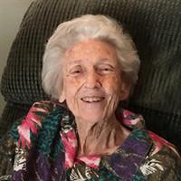 Betty Lou Burke  March 20 1930  August 22 2018