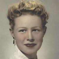 Eleanor Leocadia Trombley  October 3 1921  August 21 2018