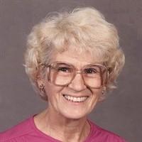 Elizabeth Maher  August 23 1925  August 22 2018