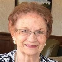 Joan P Mogck  August 11 1932  August 25 2018