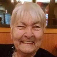 Shirley Ann Buchanan nee Camelia  June 21 1936  August 23 2018