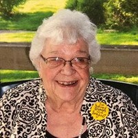 Janet R Jenkins  May 8 1931  August 28 2018