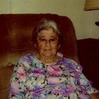 Letha Jones  February 5 1919  August 30 2018