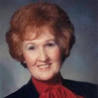 Suzanne Witt Thacker  August 7 1933  August 31 2018