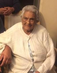 Hermelinda Moreno-Urzua  October 28 1915  August 27 2018 (age 102)