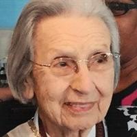 Annie Marie Boyd Johnson  October 28 1916  September 4 2018