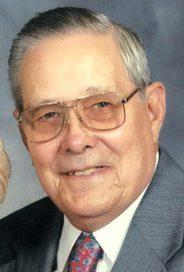 Rev James W Brown  October 12 1923  September 7 2018 (age 94)
