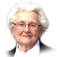 Berta Karoline Grossl  December 13 1932  September 21 2018