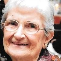 Agnes Marie Esarey  March 16 1922  September 28 2018