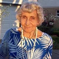 Trude G Schmelzle  July 30 1929  September 28 2018