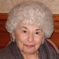 Angeline Fronimos  August 4 1931  September 25 2018