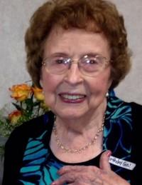 Anna L Esmonde  March 11 1917  September 27 2018 (age 101)