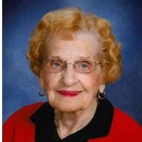 Florence Esther Proux  December 7 1920  April 28 2018