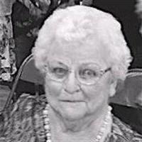 Neva Joyce Maphet  August 25 1927  September 27 2018