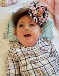 Olivia Paige Thormo  November 3 2014  September 29 2018 (age 3)