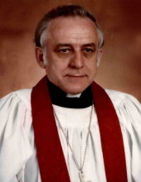 Rev George Myron Orvick  2018