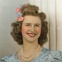 Shirley Kraus Goslee  February 5 1927  September 29 2018