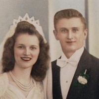 Ruth Vedro  March 5 1926  October 5 2018