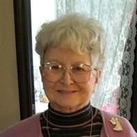 Joann Martha Hurley-Mazany  June 14 1937  October 10 2018