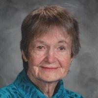 Doris Luella Koehler  March 22 1930  October 12 2018