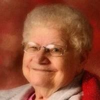 Mary Margaret Adams  August 15 1923  October 14 2018