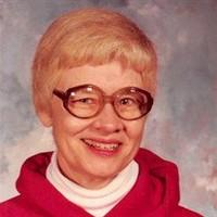 Jacqueline Steel  February 20 1925  October 16 2018