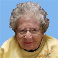 Mary Lou Blessinger  January 24 1932  October 18 2018