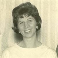 Jacqueline Rae Martens  July 7 1936  October 26 2018