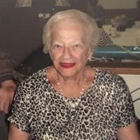 Shirley Fenton  October 28 1925  October 27 2018