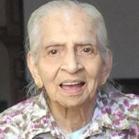 Kusum Chandrapal  October 9 1925  November 22 2018