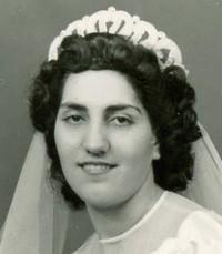 Concetta Maciariello Ford Mareno  April 12 1930 –