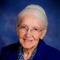 Lucille L Schlabach  April 28 1928  December 4 2018