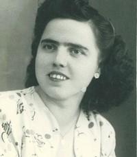 Vittoria Malvaso Caruso  August 12 1926 –