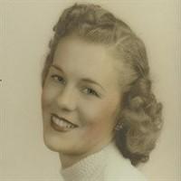 Arlene C Robinson  October 28 1928  December 20 2018