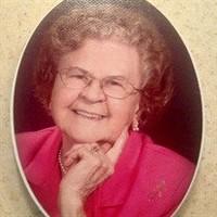 Norma Jeanne Campbell  October 16 1922  December 23 2018
