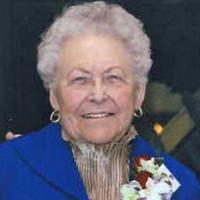 Carol Emma Bartosh  April 8 1924  March 29 2018