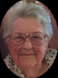 Lois Mae Lund Cook  1926  2018