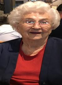 Madeline Titus  1922  2018